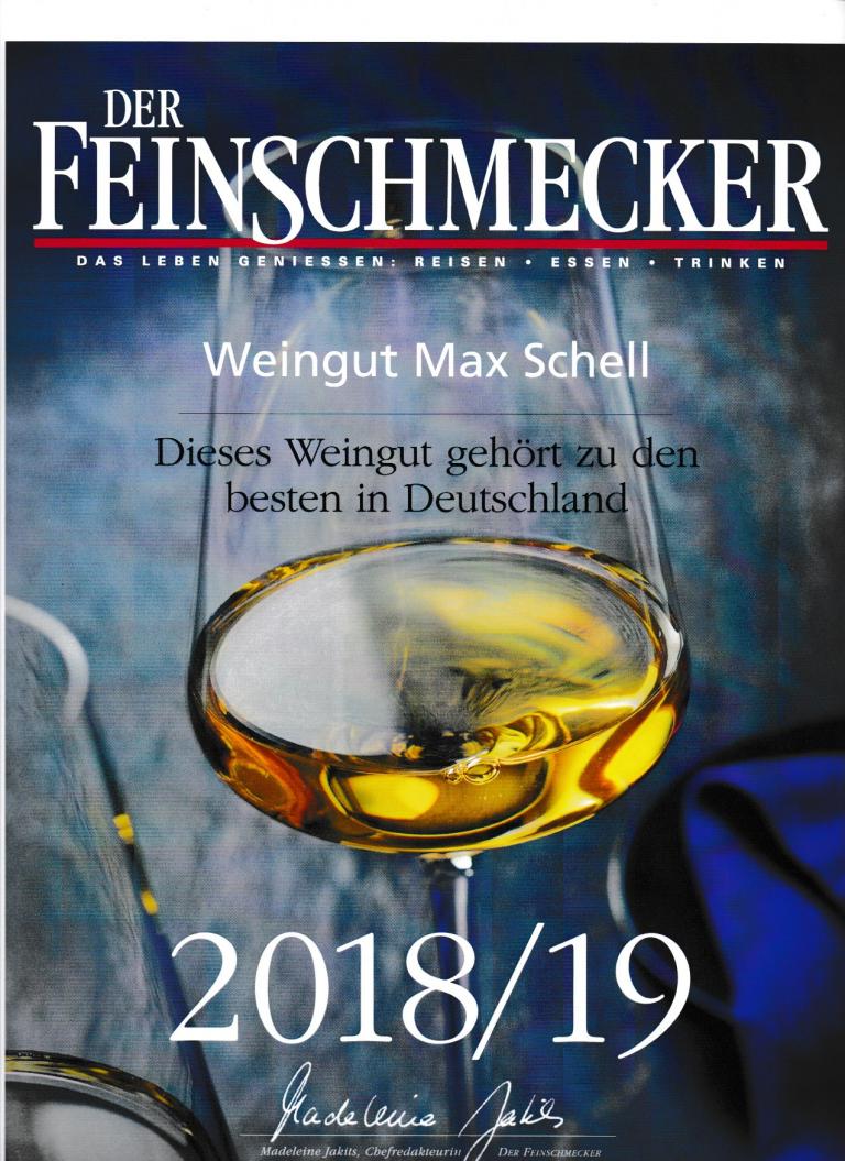 Der Feinschmecker 2018 2019