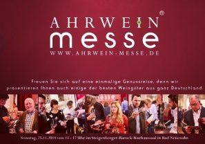 Ahrweinmesse 2018